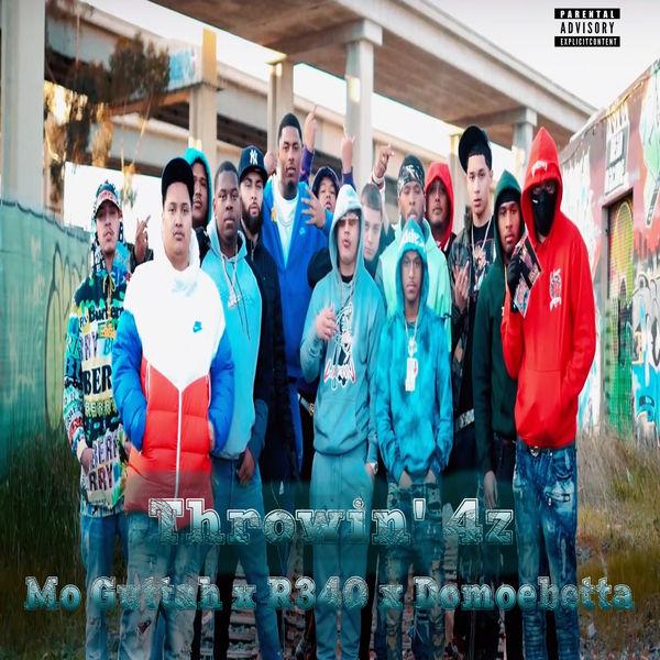 BrownieRogue - Throwin' 4z