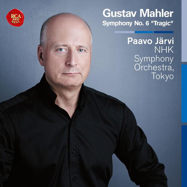 """Paavo Järvi - Mahler : Symphony No. 6 """"Tragic"""""""