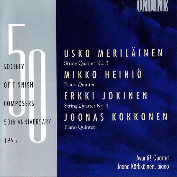 Avanti! Quartet - Society of Finnish Composers 50th Anniversary 1995, Vol. 1