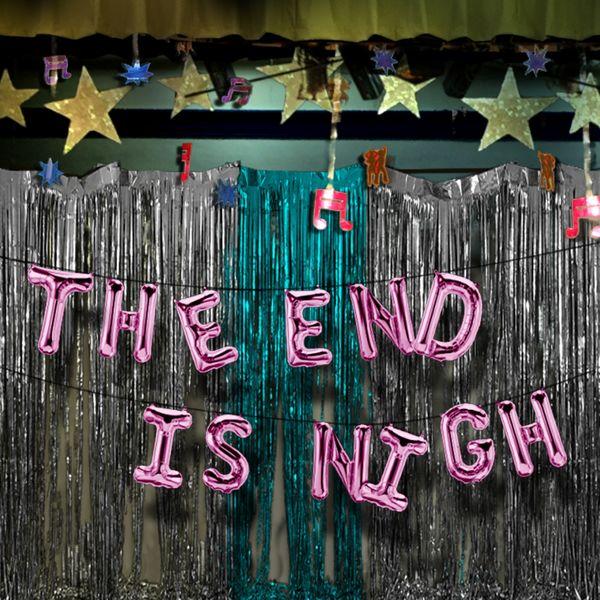 Orbital - The End Is Nigh
