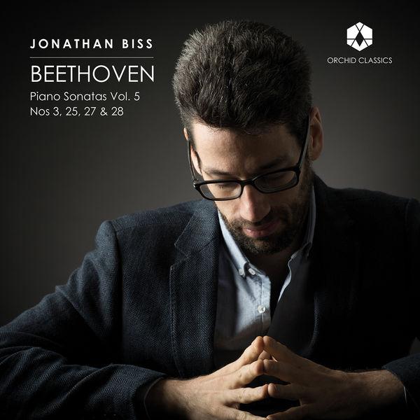 Jonathan Biss - Beethoven: Piano Sonatas, Vol. 5