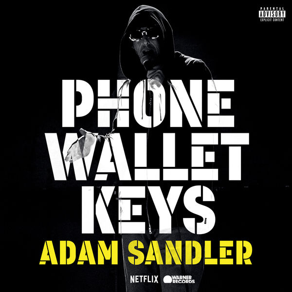 Adam Sandler - Phone Wallet Keys (Single Version)