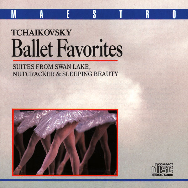 Peter Ilych Tchaikovsky - Ballet Favorites