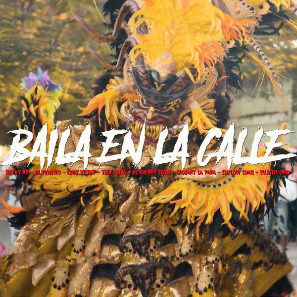Rochy RD - Baila En La Calle