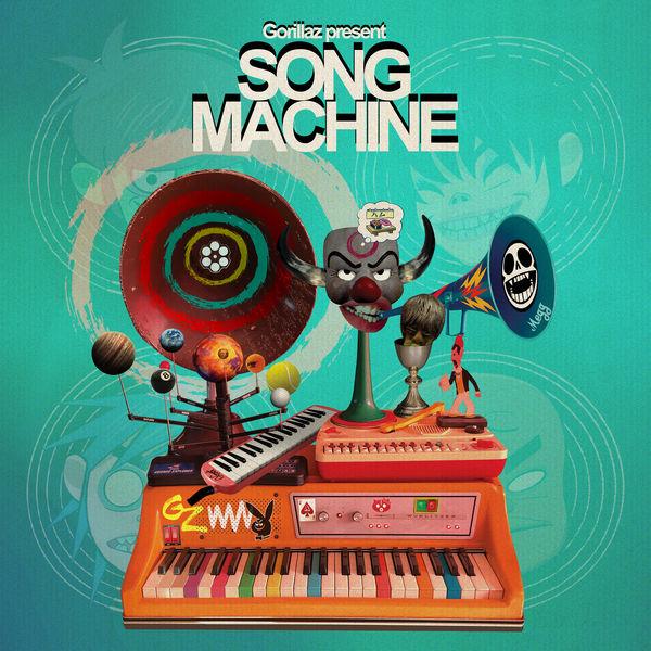 Gorillaz - Song Machine, Season One : Strange Timez (Deluxe)