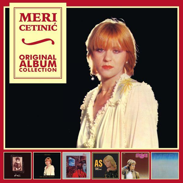 Meri Cetinic - Original album collection