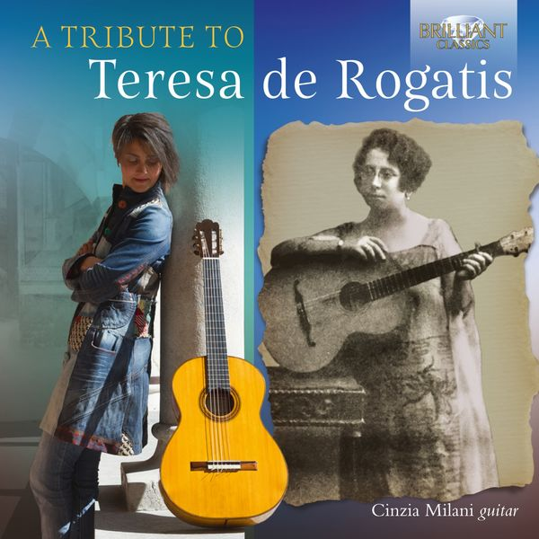 Cinzia Milani - A Tribute to Teresa de Rogatis