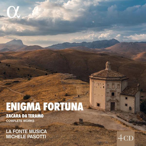 La fonte musica Zacara da Teramo: Enigma Fortuna (Complete Works)
