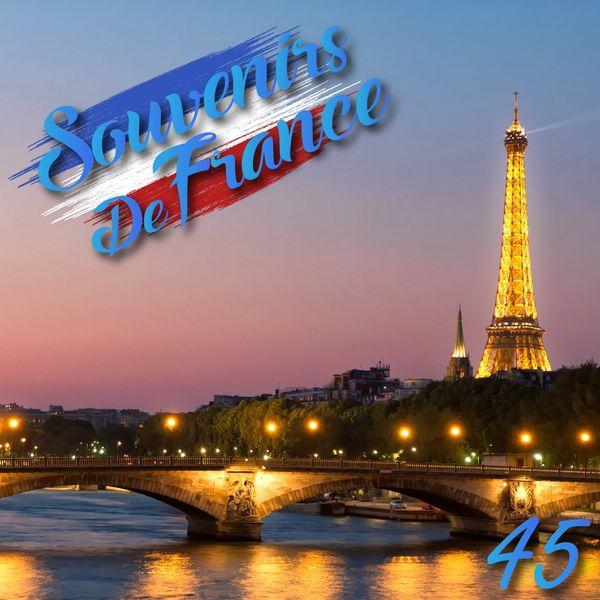 Various Artists Souvenirs De France / 45