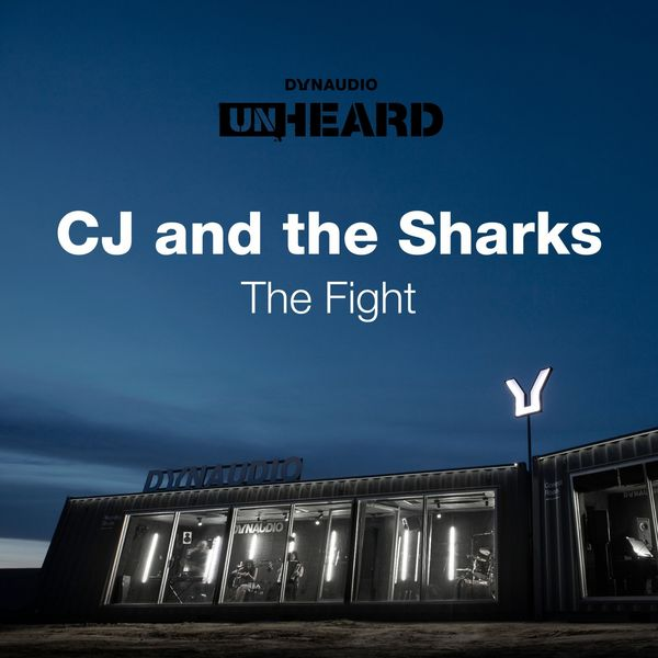 CJ and The Sharks - The Fight (Live @ Dynaudio Unheard High-End 19)