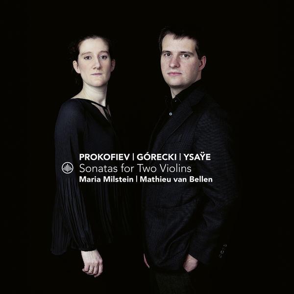 Maria Milstein & Nathalia Milstein - Sonatas for Two Violins
