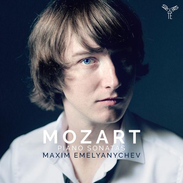 Maxim Emelyanychev - Mozart : Piano Sonatas