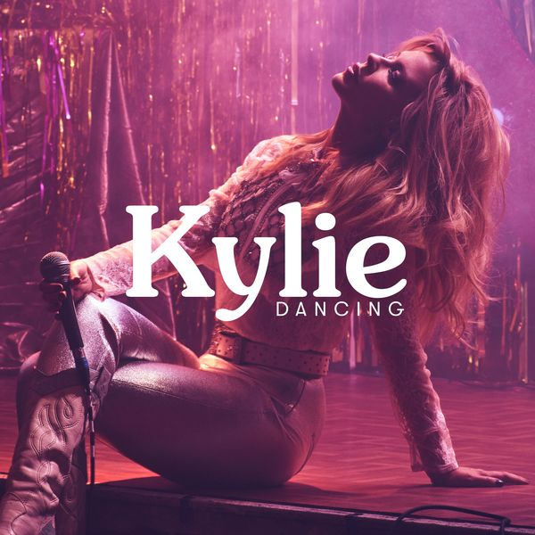 Image result for dancing kylie album artwork
