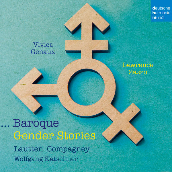 Vivica Genaux - Baroque Gender Stories (Hasse, Galuppi, Porpora, Handel, Wagenseil, Vivaldi, Traetta...)