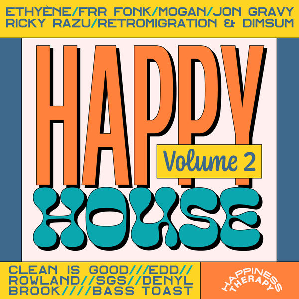 Various Artists - Happy House, Vol. 2