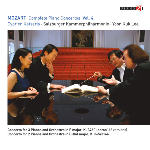 Various Artists - Mozart: Complete Piano Concertos, Vol. 4