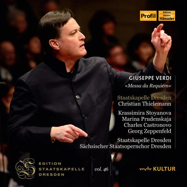 Christian Thielemann - Verdi : Messa da Requiem (Live)