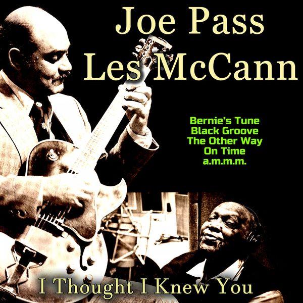 Joe Pass - I Thought I Knew You