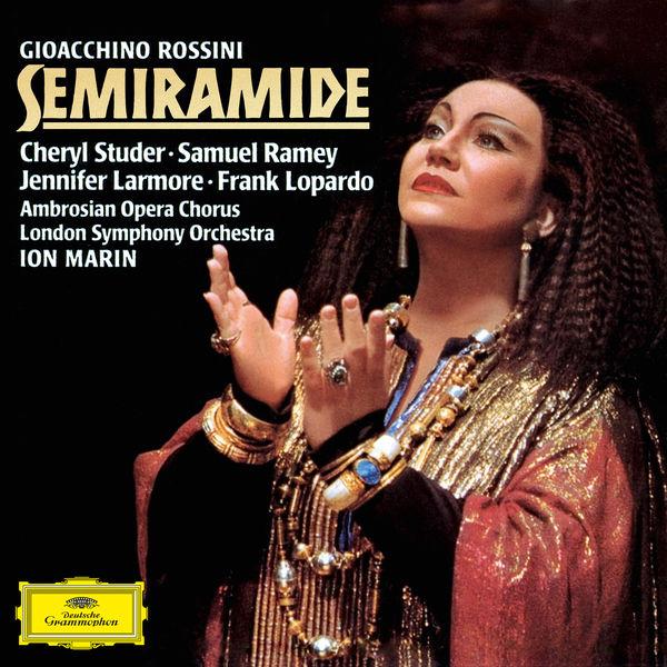 Cheryl Studer - Rossini: Semiramide