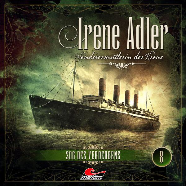 Irene Adler - Sonderermittlerin der Krone, Folge 8: Sog des Verderbens
