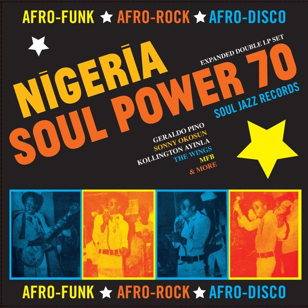 Various Artists - Nigeria Soul Power 70 - Afro-Funk, Afro-Rock, Afro-Disco