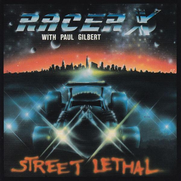 Paul Gilbert Street Lethal