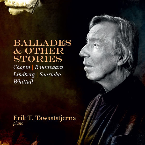Erik T. Tawaststjerna - Ballades & Other Stories