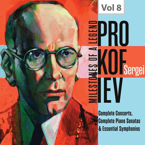 Yuri Boukoff - Milestones of a Legend: Sergei Prokofiev, Vol. 8