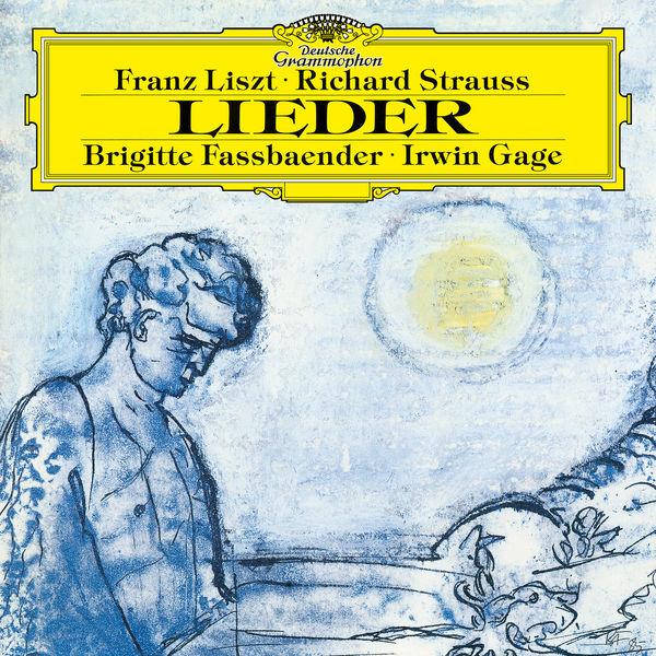 Brigitte Fassbaender - Liszt / Richard Strauss: Lieder (Selection)