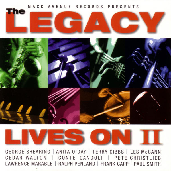 Various Artists - The Legacy Lives On II