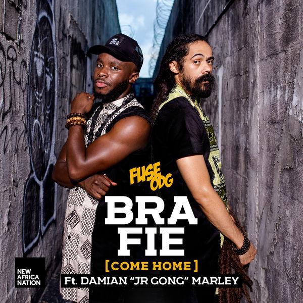 """Fuse ODG - Bra Fie (feat. Damian """"JR GONG"""" Marley)"""