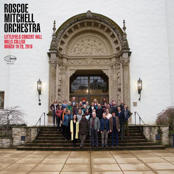 Roscoe Mitchell - Littlefield Concert Hall - Mills College - March 19-20, 2018
