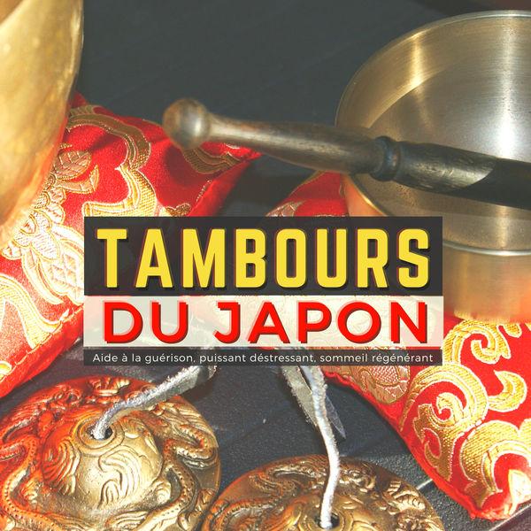 Tambour Japon - Tambours du Japon - Aide à la guérison, puissant déstressant, sommeil régénérant
