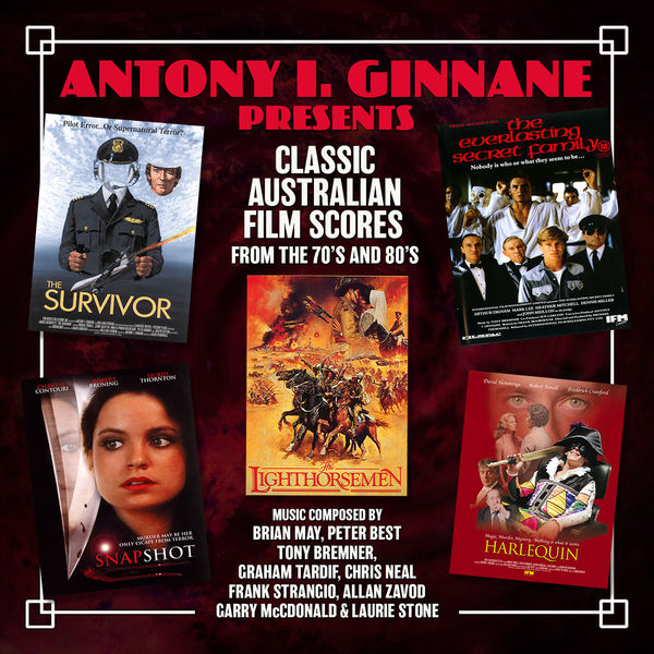Various Artists - Antony I. Ginnane Presents Classic Australian Film Scores