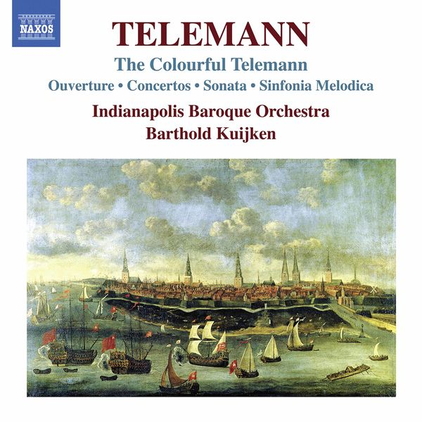 Indianapolis Baroque Orchestra - The Colorful Telemann