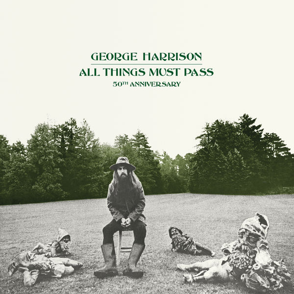 George Harrison All Things Must Pass (50th Anniversary)