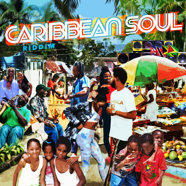 Various Artists - Caribbean Soul Riddim
