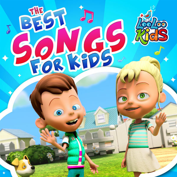 The Best Songs for Kids, Vol  3 | LooLoo Kids to stream in hi-fi, or