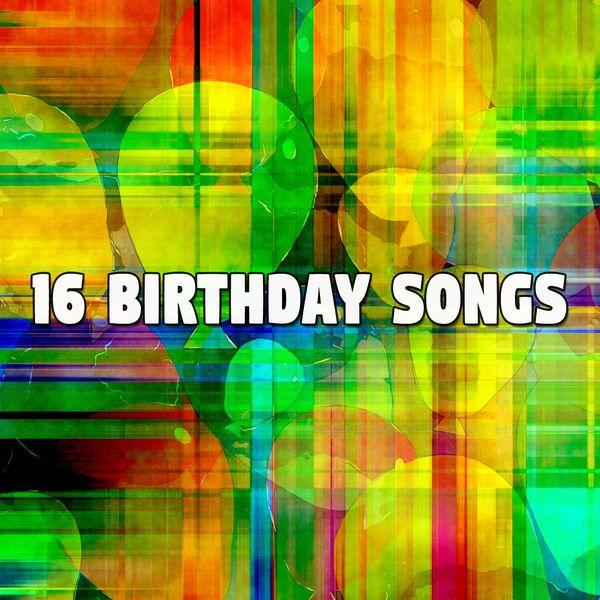 Happy Birthday - 16 Birthday Songs