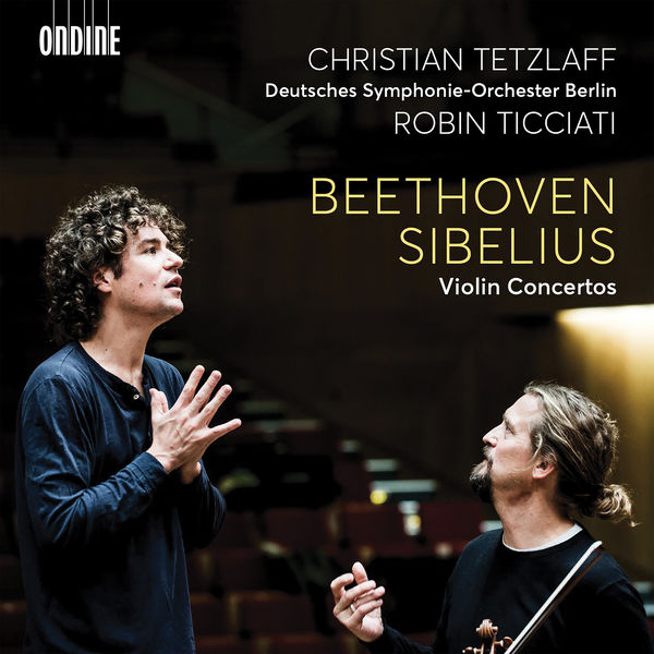 Christian Tetzlaff - Beethoven & Sibelius : Violin Concertos