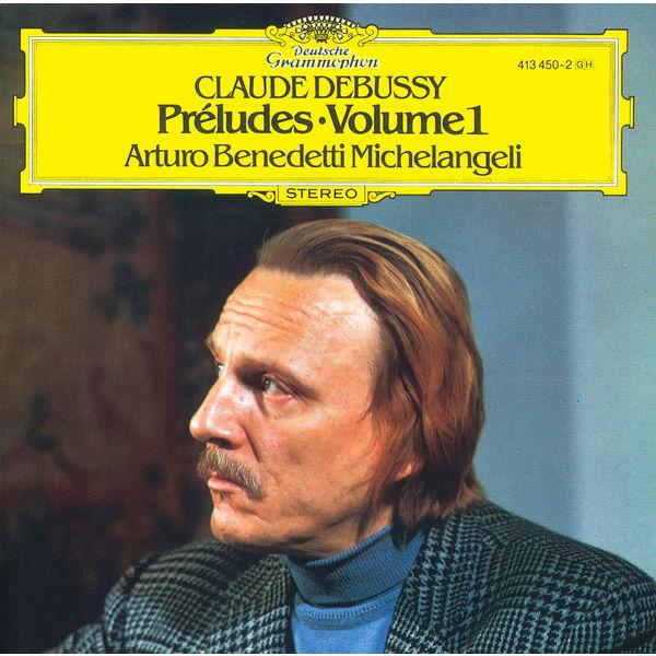 Arturo Benedetti Michelangeli - Debussy: Préludes I