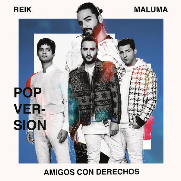 Reik - Amigos Con Derechos (Versión Pop)