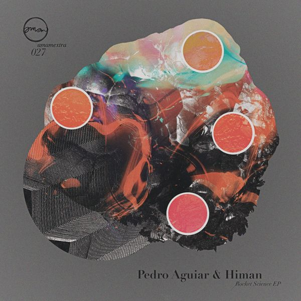 Pedro aguiar - Rocket Science EP