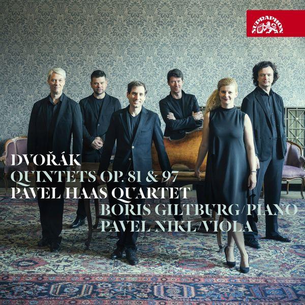 Pavel Haas Quartet - Dvořák : Quintets, Op. 81 & 97