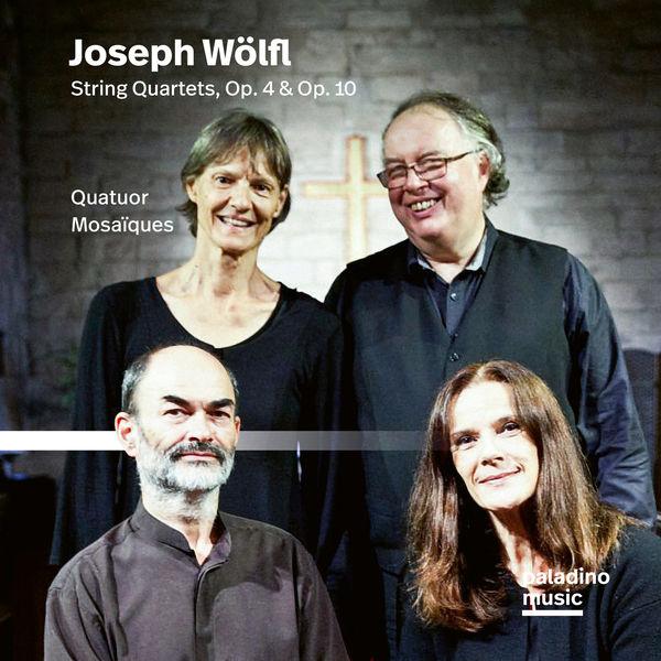Quatuor Mosaïques - Wölfl: String Quartets