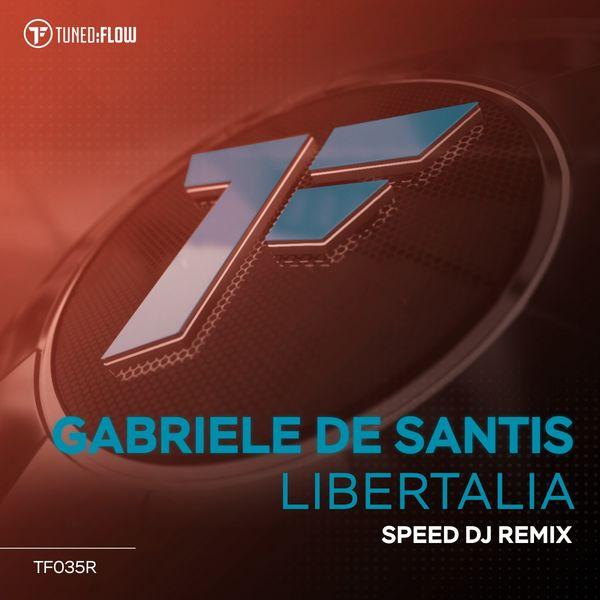 Gabriele De Santis - Libertalia (Speed DJ Remix)