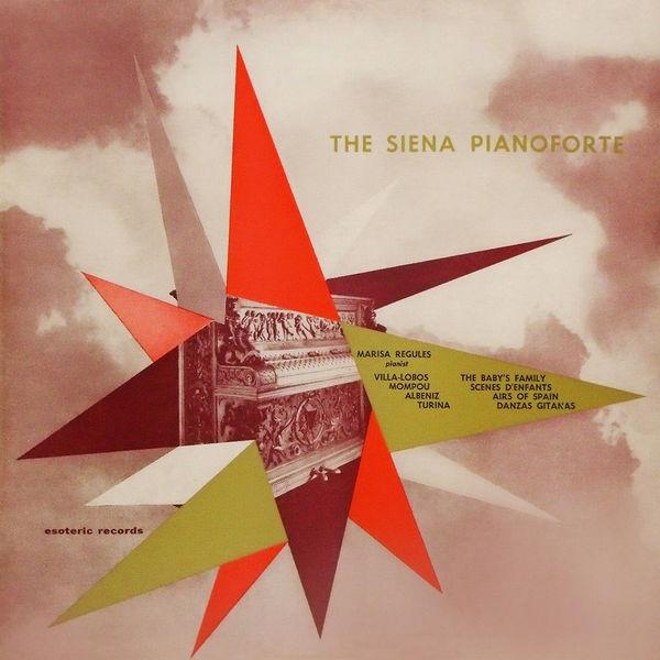 Marisa Regules - The Siena Pianoforte