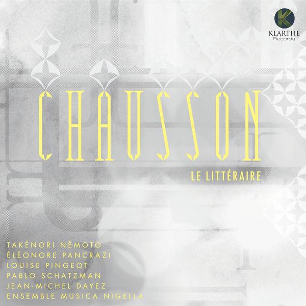 Takénori Némoto - Chausson le littéraire