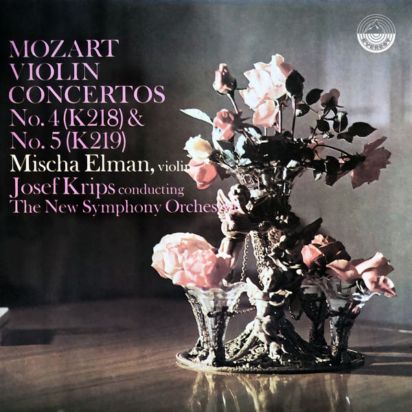 The New Symphony Orchestra - Mozart Violin Concertos No. 4 No. 5
