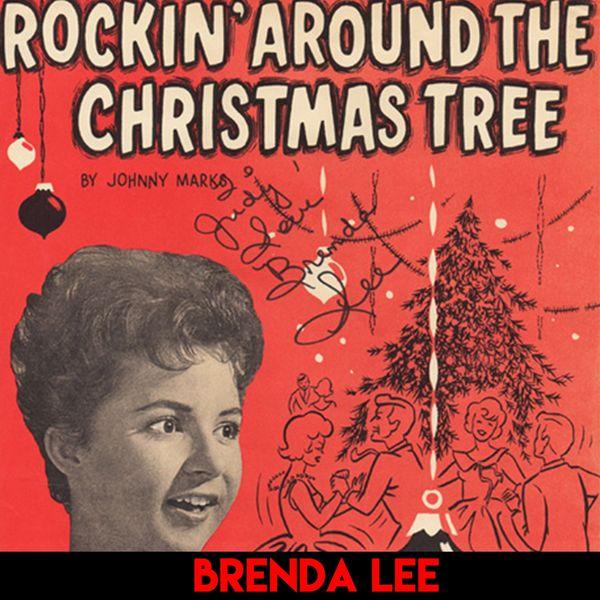 Rockin Around The Christmas Tree Brenda Lee.Album Rockin Around The Christmas Tree Brenda Lee Qobuz